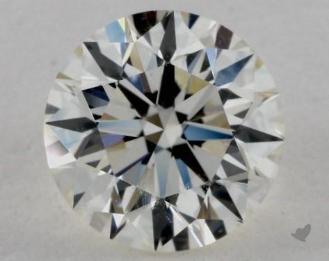 1.41 Carat K-VVS1 Excellent Cut Round Diamond