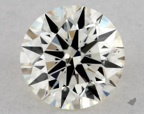 <b>0.32</b> Carat M-SI2 Excellent Cut Round Diamond
