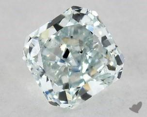 radiant0.35 Carat BLUESI1