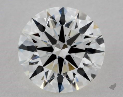 1.91 Carat G-VS1 True Hearts<sup>TM</sup> Ideal Diamond