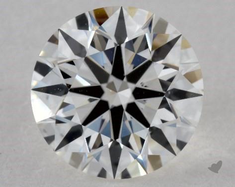 1.34 Carat G-VS2 True Hearts<sup>TM</sup> Ideal Diamond