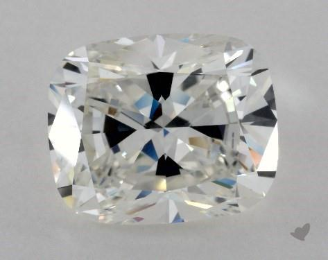 5.13 Carat H-VVS1 Cushion Cut Diamond