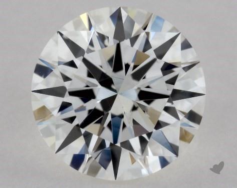 0.70 Carat G-SI1 Excellent Cut Round Diamond