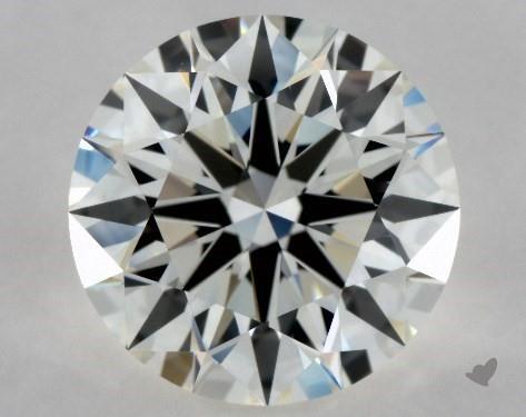 2.25 Carat I-VVS1 Excellent Cut Round Diamond