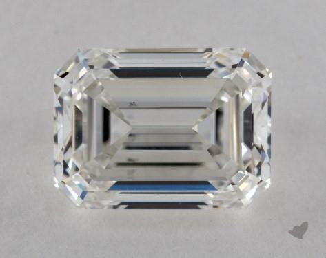 2.51 Carat G-VS2 Emerald Cut Diamond