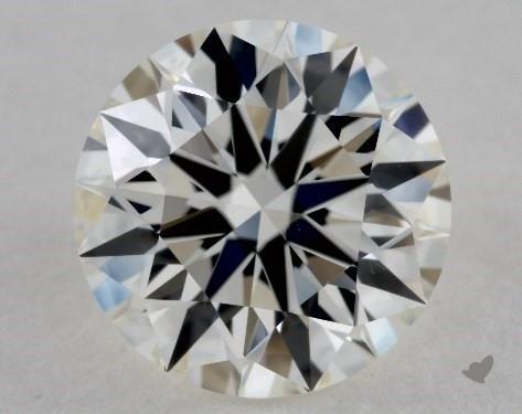 1.40 Carat J-VS2 Excellent Cut Round Diamond