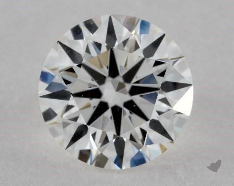 1.29 Carat H-VVS2 True Hearts<sup>TM</sup> Ideal Diamond