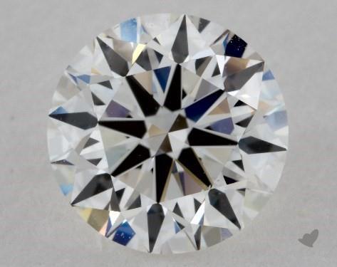 1.36 Carat G-VS1 Excellent Cut Round Diamond