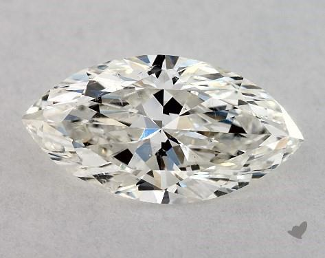 0.70 Carat I-SI2 Marquise Cut Diamond