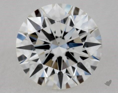 1.35 Carat G-VS2 Excellent Cut Round Diamond