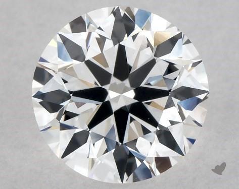 1.00 Carat D-VS1 Excellent Cut Round Diamond