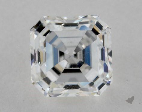 1.90 Carat F-SI1 Asscher Cut Diamond