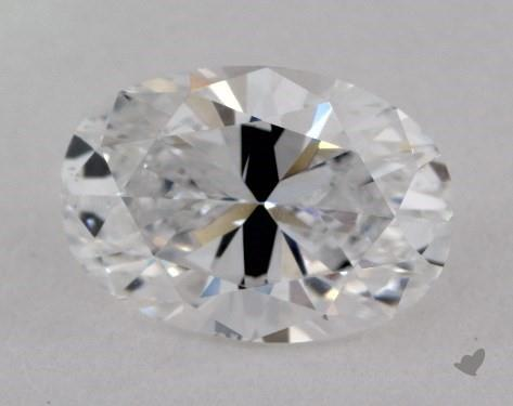 2.09 Carat E-SI1 Oval Cut Diamond