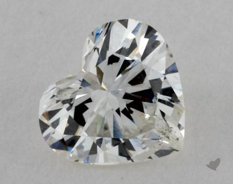 1.10 Carat I-SI1 Heart Shape Diamond