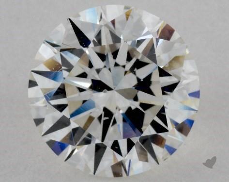 2.01 Carat G-SI1 Excellent Cut Round Diamond