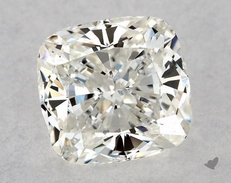 0.82 Carat H-VS2 Cushion Modified Cut Diamond