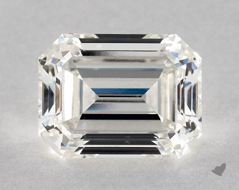 2.08 Carat H-VS2 Emerald Cut Diamond