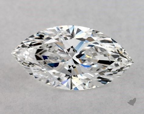 0.73 Carat E-SI2 Marquise Cut Diamond