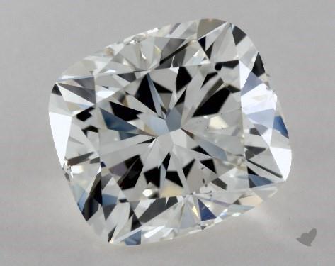 1.60 Carat F-VS2 Cushion Cut Diamond