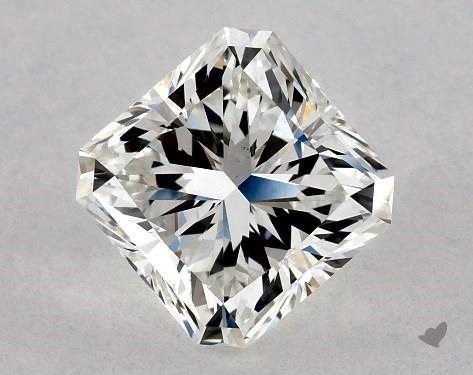 1.51 Carat G-VS2 Radiant Cut Diamond