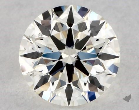 <b>0.30</b> Carat L-SI2 Excellent Cut Round Diamond