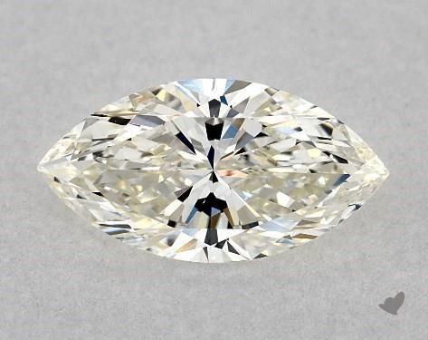 0.72 Carat I-VS1 Marquise Cut Diamond