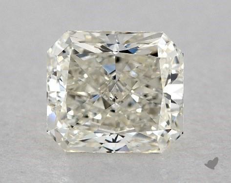 1.04 Carat H-VS2 Radiant Cut Diamond